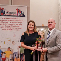 Southside Middle School's Ashley Dawkins named Florence One Teacher of the Year