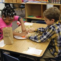 New curriculum creates thinkers at Carver Elementary