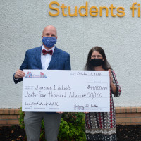 The School Foundation secures donation for connectivity needs to benefit Florence 1 School students