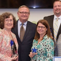 2015 literacy advocates honored