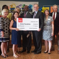 The School Foundation receives $10,000 grant from Verizon for 'Project Lead The Way'